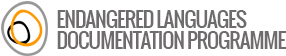 endangered langauges documentation Logo
