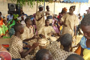 Documenting cultural events in Cangin, a Noon language of Senegal