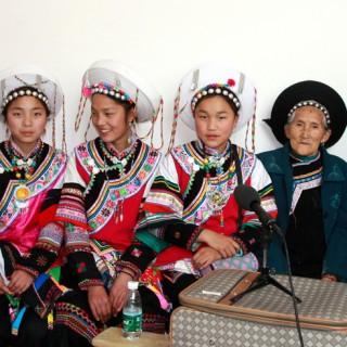 Duoxu, Lizu, Ersu & Xumi (China)